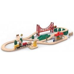 Set de Tren Eléctrico Xiaomi Mi Toy Train Set