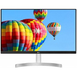 "Monitor de 23,8"" LG 24MK600M-W Blanco"