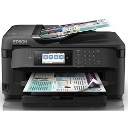 Multifuncion Epson WorkForce WF-7710DWF A3