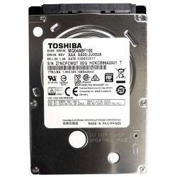 "Disco Duro SATA 2,5"" 1TB Toshiba MQ04ABF"