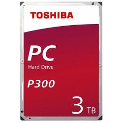 """Disco Duro SATA 3,5"""" 3TB Toshiba P300"""