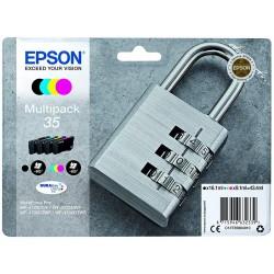 Tinta Epson 35 Pack de los 4 Colores T3586
