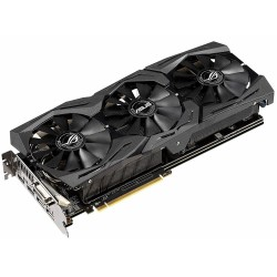 Gráfica Asus Radeon Rog Strix RX590 8G Gaming