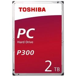 """Disco Duro SATA 3,5"""" 2TB Toshiba P300"""