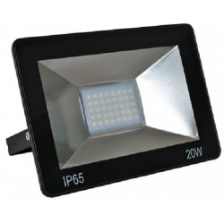 Foco Exterior Led IP65 4200K 20W 1400LM Omega