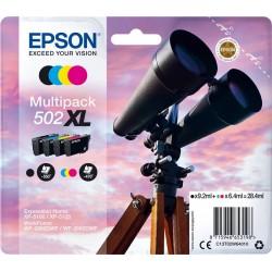 Tinta Epson 502XL Pack de los 4 Colores
