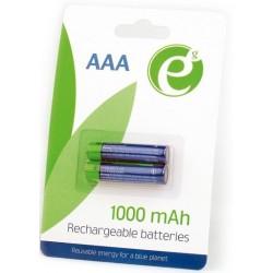 Pila Recargable AAA Energenie 2 Unidades