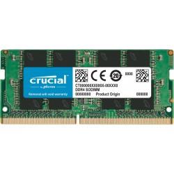 Memoria Sodimm DDR4 2400 4GB Crucial