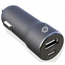 Cargador USB de Coche Conceptronic Althea