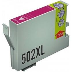 Tinta Compatible Epson 502XL Magenta