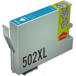 CARTUCHO COMPATIBLE EPSON C13T02W24010 CIAN 502XL