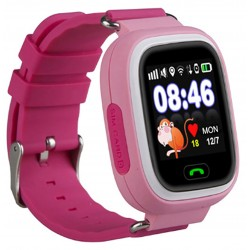 Reloj Leotec Kids Way GPS Rosa