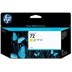 Tinta HP 72 Amarillo C9373A 130ml