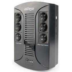 SAI UPS de 650VA Energenie EG-UPS-DT650U-01