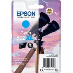 Tinta Epson 502XL Cian