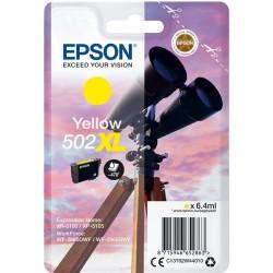 Tinta Epson 502XL Amarillo