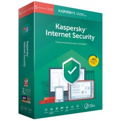 Kaspersky Internet Security 2019 5 Dispositivos 1 Año