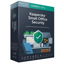 Kaspersky Small Office Security 6.0 5 Dispositivos 1 Servidor 1 Año