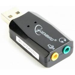 Tarjeta de Sonido USB 5.1 Gembird Virtus