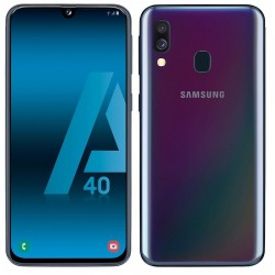 Smartphone Samsung Galaxy A40 A405F Negro