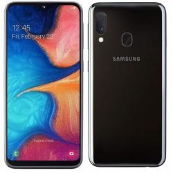 Smartphone Samsung Galaxy A20E A202F Negro