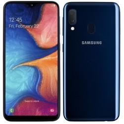 Smartphone Samsung Galaxy A20E A202F Azul