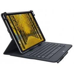 """Funda para Tablet de 10"""" Logitech Universal Folio con Teclado BT"""