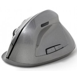 Raton Wireless Gembird Ergonomico MUSW-ERGO-02