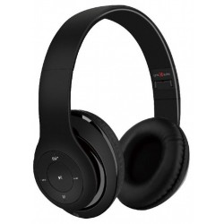 Auriculares Bluetooth Gembird Milano Negro