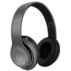 Auriculares Bluetooth Gembird Milano Gris