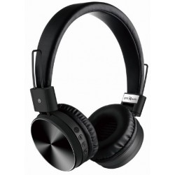 Auriculares Bluetooth Gembird Kyoto Negro