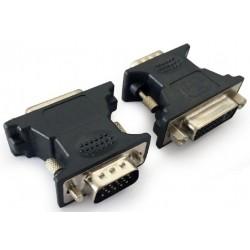Adaptador VGA M a DVI H Cablexpert