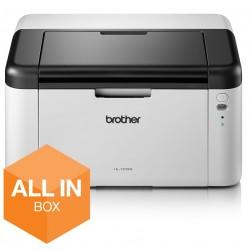 Impresora Láser Negro Brother HL-1210W Pack All in Box