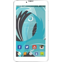 """Tablet de 7"""" Brigmton BTPC-PH6-B Blanca"""