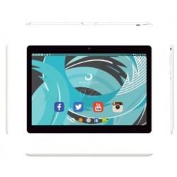 """Tablet de 10"""" Brigmton BTPC-1019QC-B Blanca"""