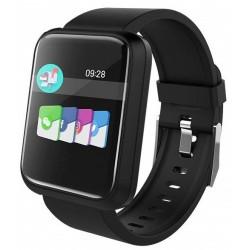 Smartwatch Brigmton Bsport 17-N Negro