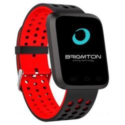 Smartwatch Brigmton Bsport 18-R Rojo