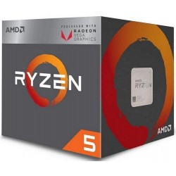 Procesador AMD Socket Am4 Ryzen5 3400G Vega 11