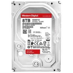"""Disco Duro SATA 3,5"""" 8TB WD Red WD80EFAX"""