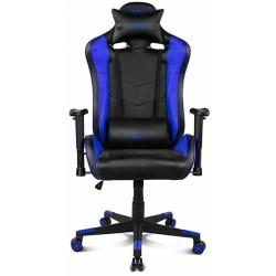 Silla Gaming Drift DR85 Negra y Azul