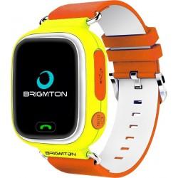 Reloj Brigmton Bwatch Kids Amarillo