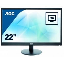 """Monitor de 21,5"""" Aoc E2270SWN"""
