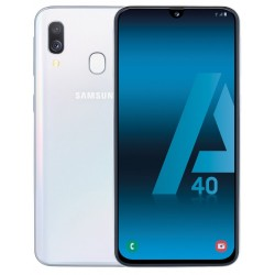 Smartphone Samsung Galaxy A40 A405F Blanco