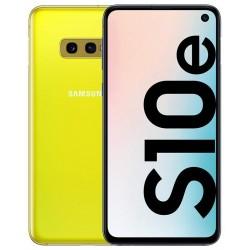 Smartphone Samsung Galaxy S10e Amarillo