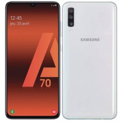 Smartphone Samsung Galaxy A70 A705F Blanco