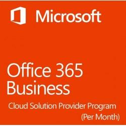 Microsoft Office 365 Empresa Suscripción Mensual Cloud