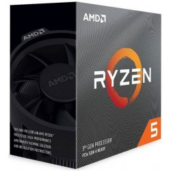 Procesador AMD Socket Am4 Ryzen 5 3600X 3,8Ghz
