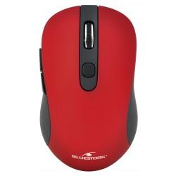 Raton Wireless Bluestork Office 60 Rojo