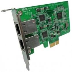 Tarjeta de Red PCIe Gigabit Qnap Dual LAN-1G2T-I210