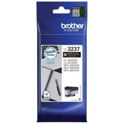 Tinta Brother LC3237BK Negro